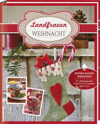 """Cover des Buches """"Landfrauen-Weihnacht"""""""