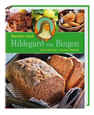 """Cover des Buches """"Backen nach Hildegard von Bingen"""""""
