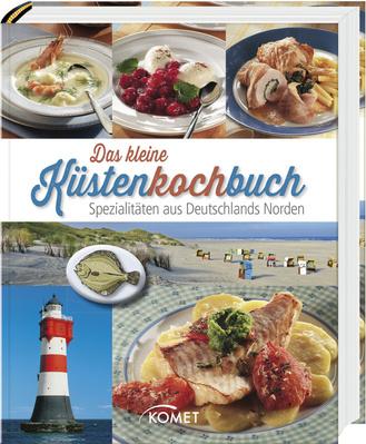 """Cover des Buches """"Das kleine Küstenkochbuch"""""""