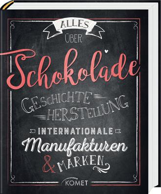"Cover des Buches ""Alles über Schokolade"""