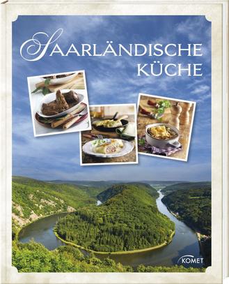 """Cover des Buches """"Saarländische Küche"""""""