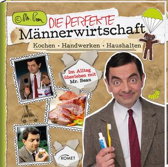 """Cover des Buches """"Mr. Bean - Die perfekte Männerwirtschaft"""""""