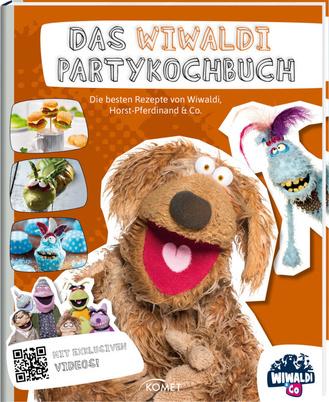 "Cover des Buches ""Das Wiwaldi-Partykochbuch"""