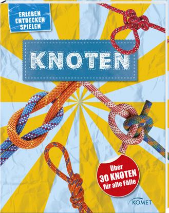"""Cover des Buches """"Knoten"""""""