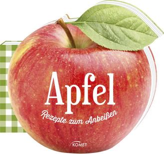 """Cover des Buches """"Apfel - Rezepte zum Anbeißen"""""""