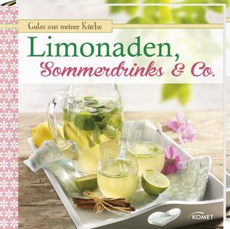 "Cover des Buches ""Limonaden, Sommerdrinks & Co."""