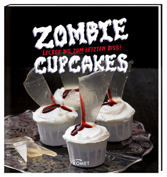 """Cover des Buches """"Zombie Cupcakes"""""""