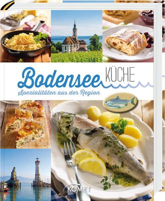 """Cover des Buches """"Bodenseeküche"""""""