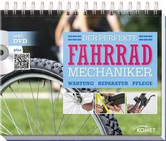 "Cover des Buches ""Der perfekte Fahrradmechaniker"""