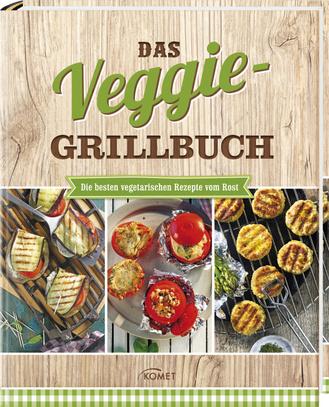 """Cover des Buches """"Das Veggie-Grillbuch"""""""