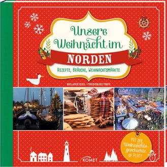 """Cover des Buches """"Unsere Weihnacht im Norden"""""""