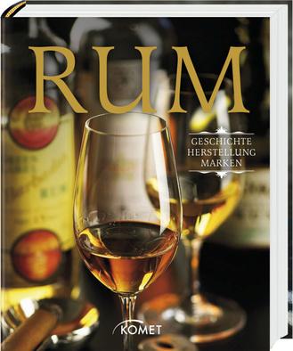 "Cover des Buches ""Rum"""